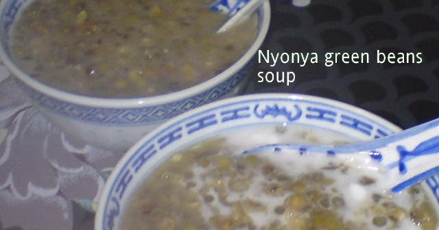 Cooking Pleasure: Nyonya Green Beans Soup [Lek Tau T'ng]