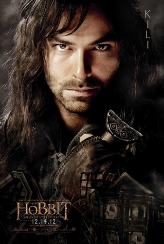 Anão Kili - filme O Hobbit