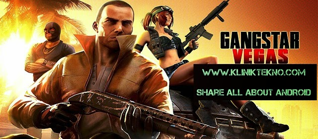 Gangstar Vegas v1.8.1a Apk Data Mod Unlimited Money