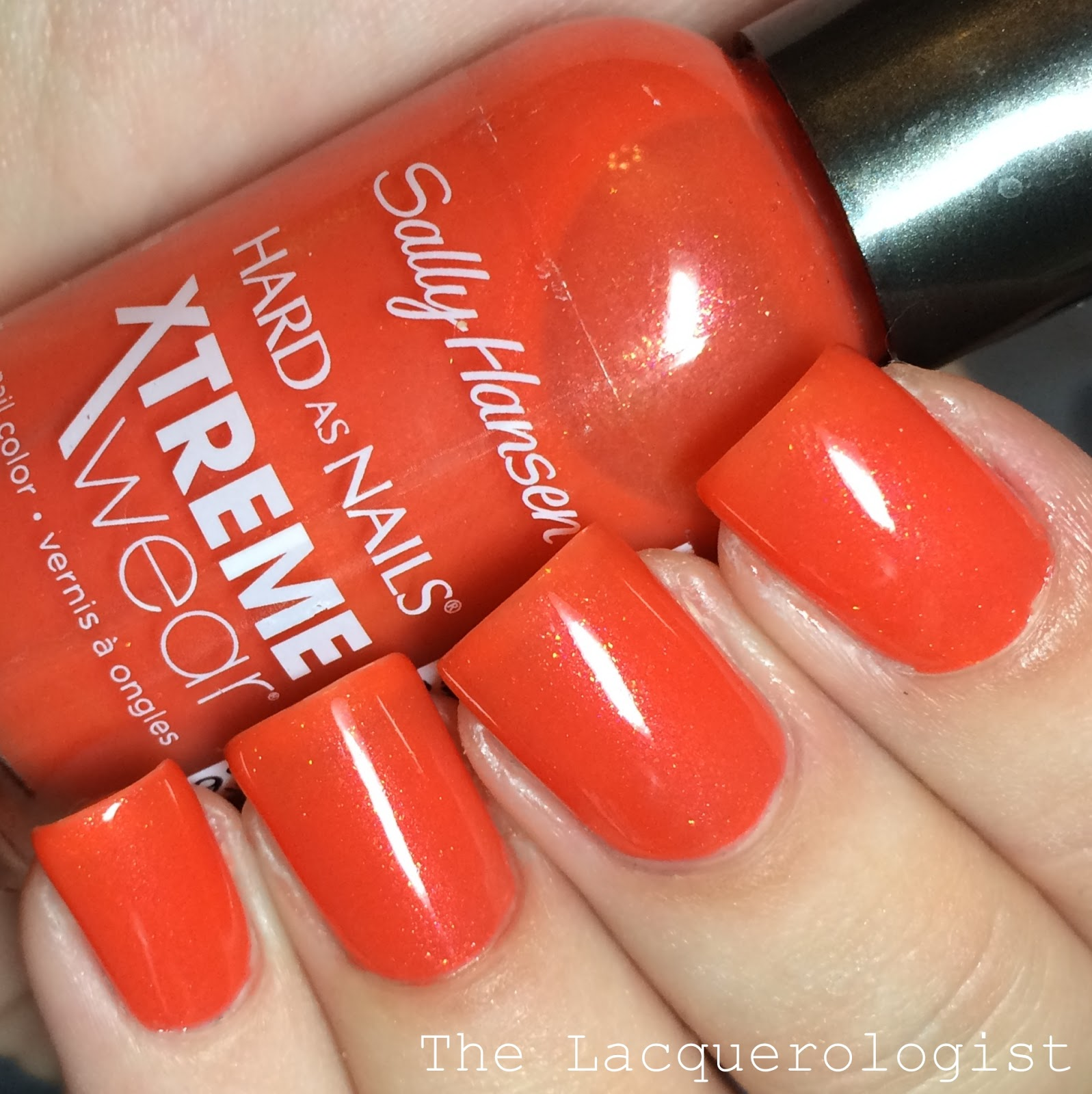 Sally Hansen Hard As Nails Xtreme Wear Fall 2015 Collection ...