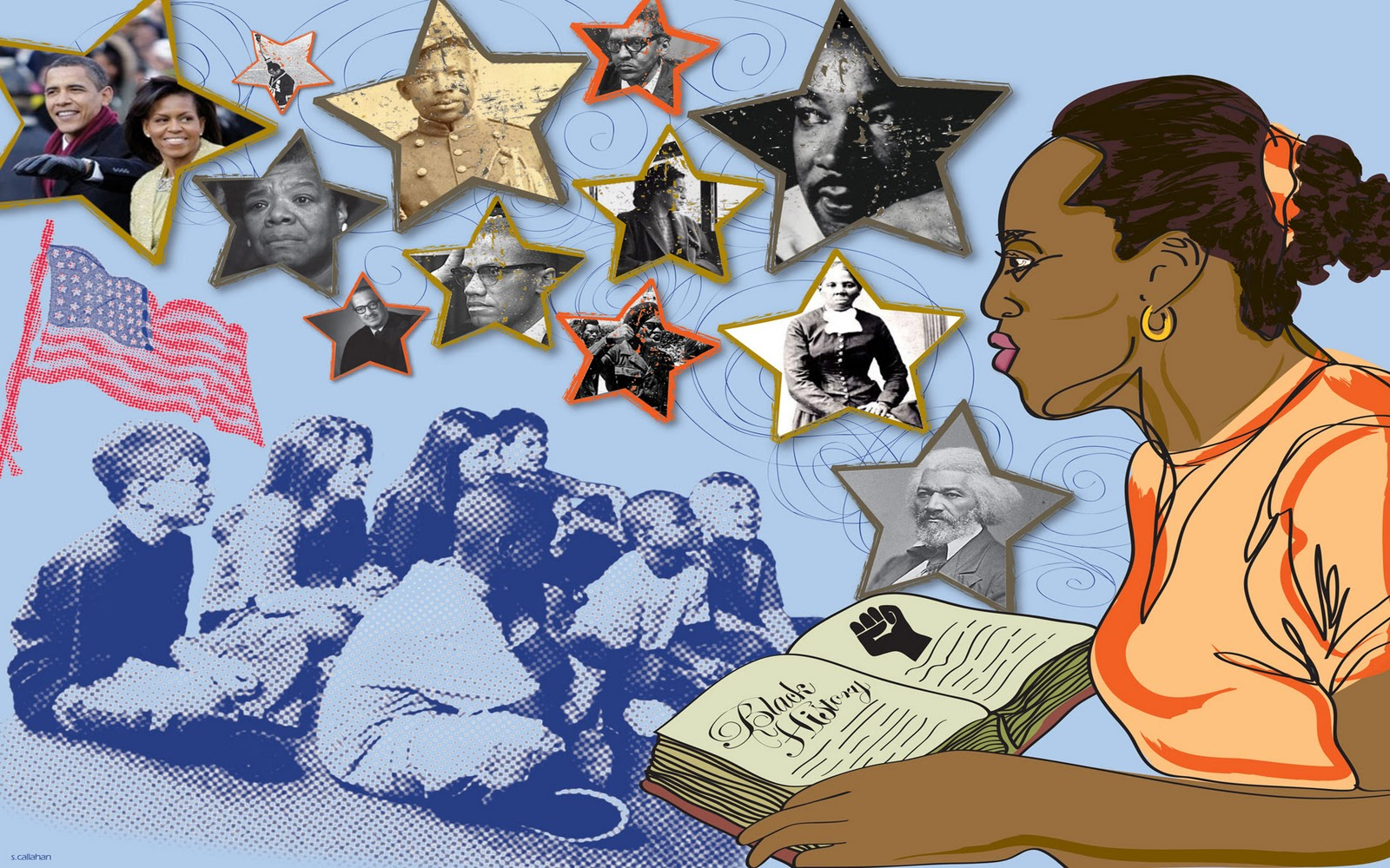 Philanthropy in Motion: Day 54: Black History Month
