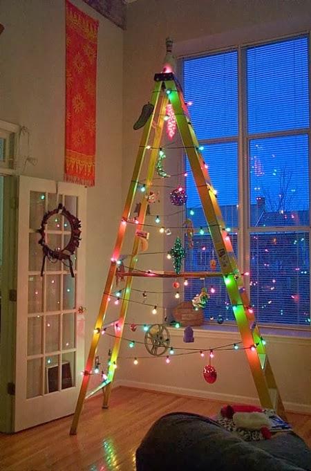 DIY Christmas Tree Ideas Creative Cheap