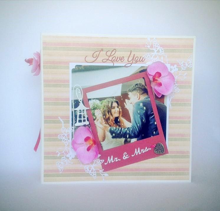 Album... regalo sposini