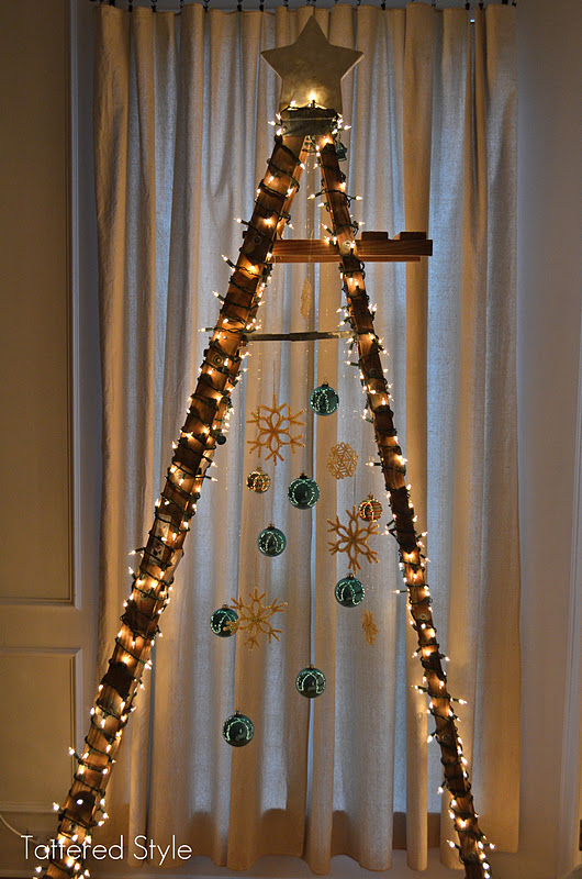 White Corded Christmas Lights