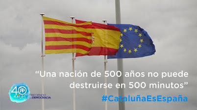 Una nación de 500 años no puede destruirse en 500 minutos