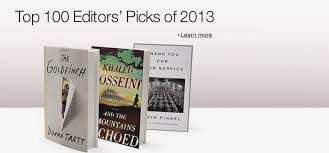 Amazon's Top Book Picks for 2013