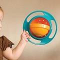 Mangkok Anti Tumpah | Tempat Makanan Bayi Model Baru