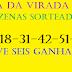 RESULTADO DA  MEGA-SENA DA VIRADA 2015.