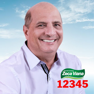 Deputado Zeca Viana por MT do PDT12""