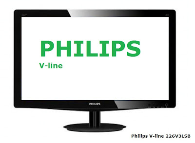 Philips 226V3LSB monitor