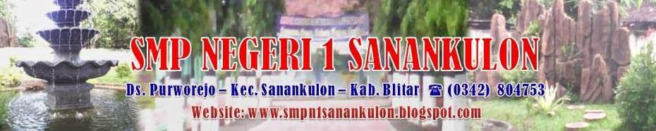 SMP N 1 SANANKULON