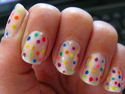 Cool Nail Designs Short Nails