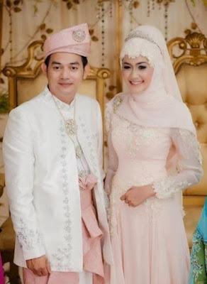 foto pengantin muslimcantik