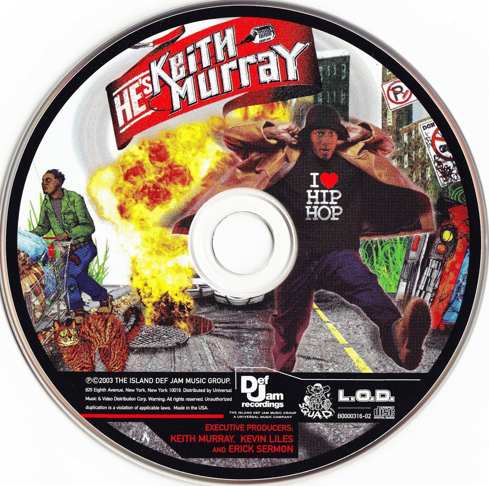 Keith Murray - Yeah Yeah U Know It