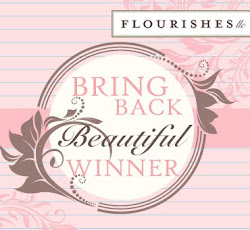 Flourishes Bring Back Beautiful Winner