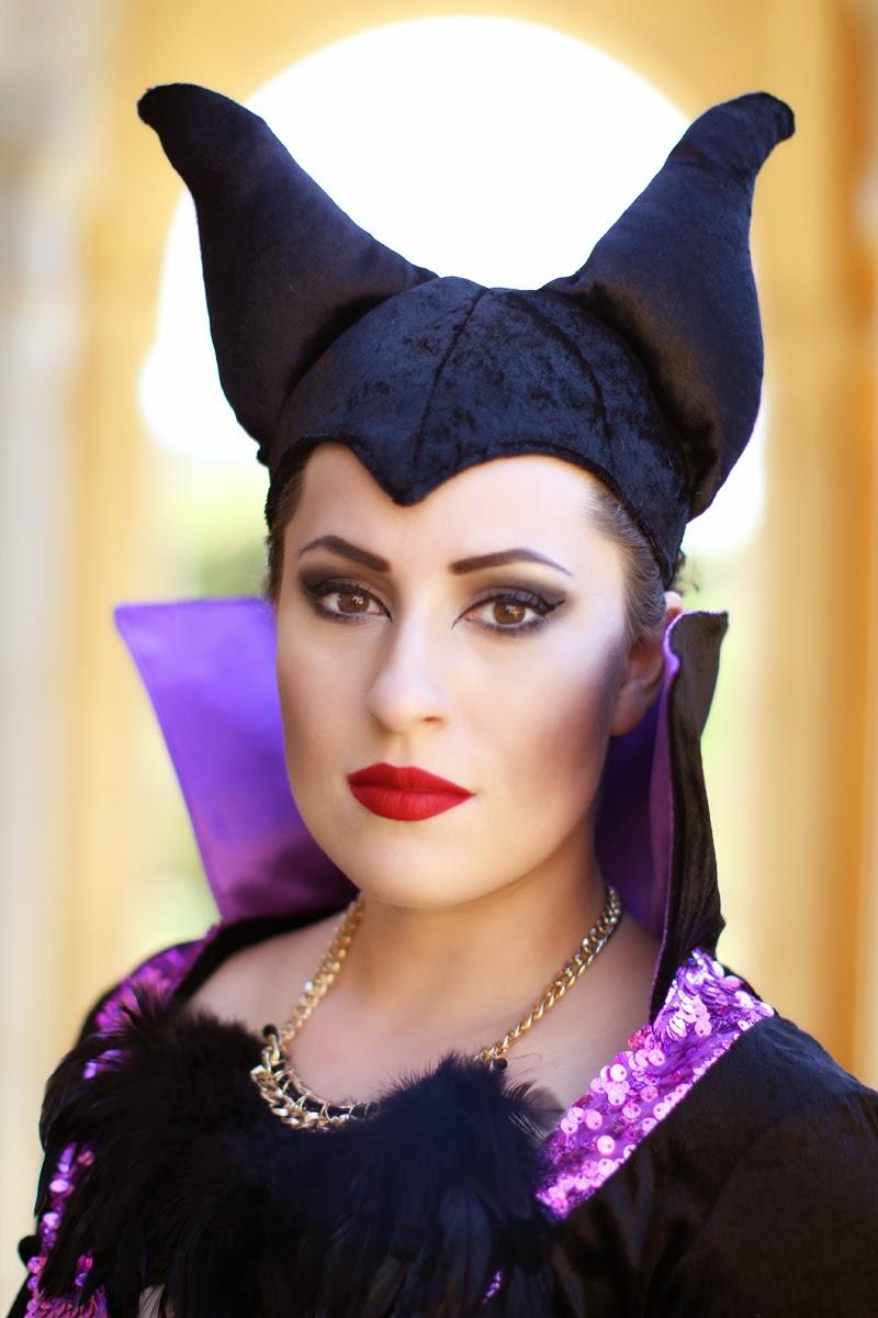 disney's maleficent makeup tutorial video
