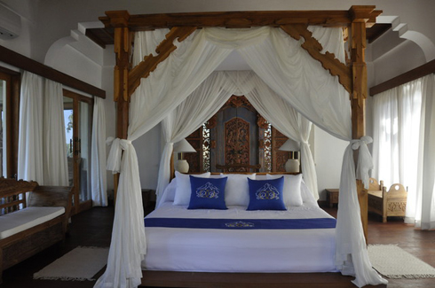 Santi Sari Boutique Hotel Goris Bali Bedroom