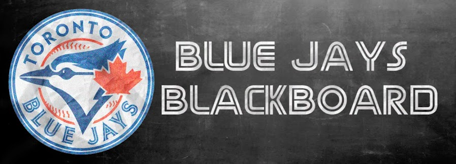 Blue Jays Blackboard