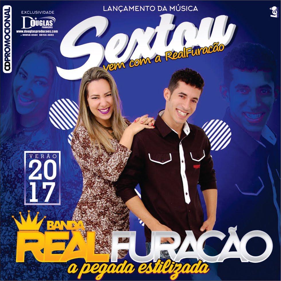 OUÇA O NOSSO CD BANDA REAL FURACÃO