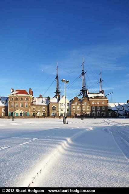 Hartlepool Historic Quay at the Marina