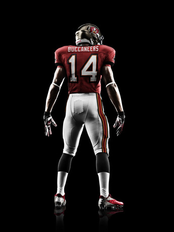 Beauty Babes: 2012 Tampa Bay Buccaneers new Nike Football Uniforms ...