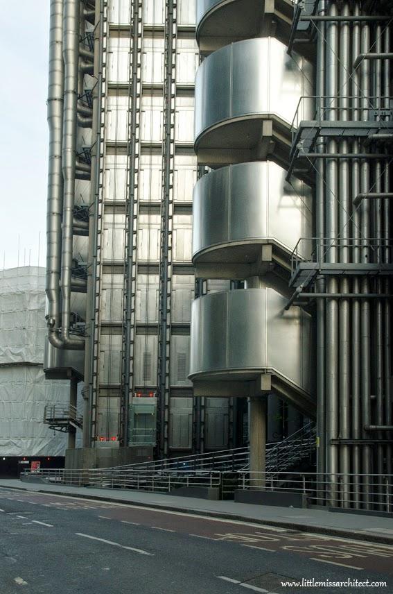 London modern architecture