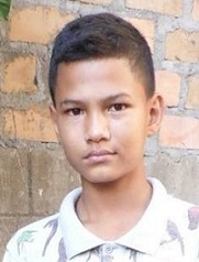 Erick - Honduras (HO-506), Age 15