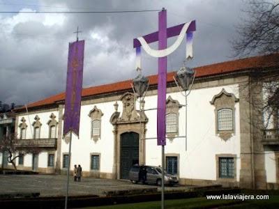 Museo de Lamego antiguo Palacio Episcopal