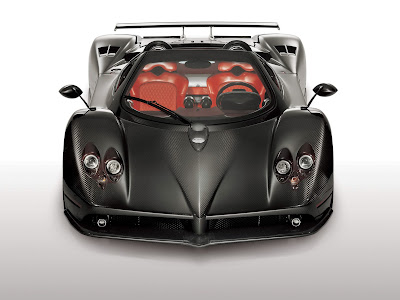 Pagani Zonda Photos