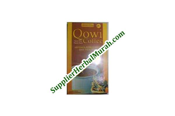 QOWI Coffee (Kopi + Pasak Bumi)