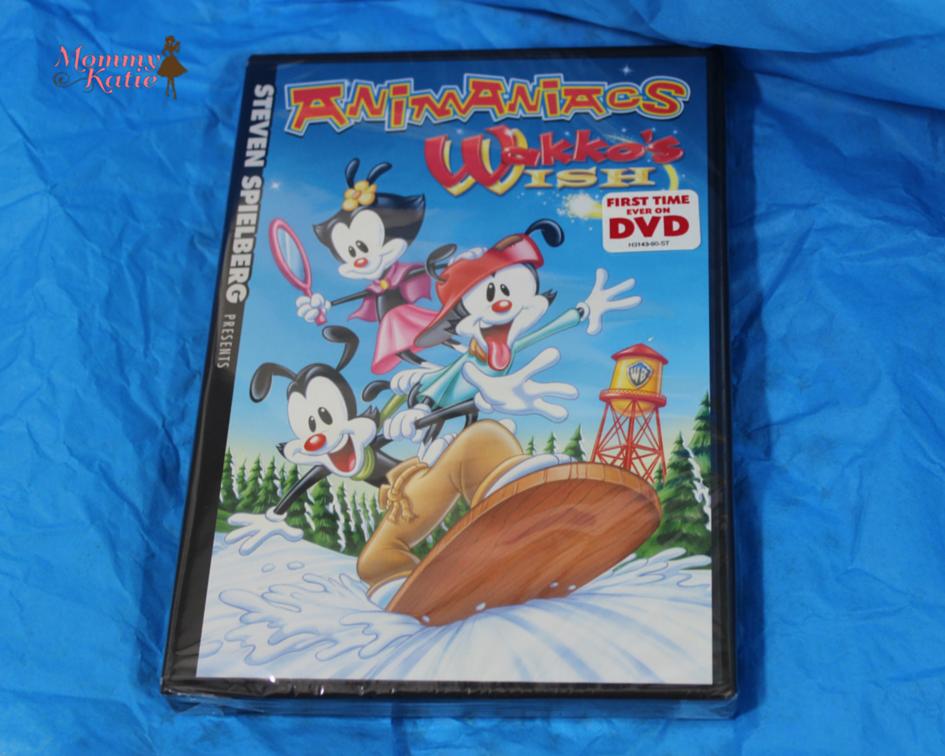 Animaniacs Wakko's Wish on DVD | Mommy Katie