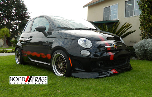Road Race Motorsports Fiat 500 Abarth Urban Warrior 220