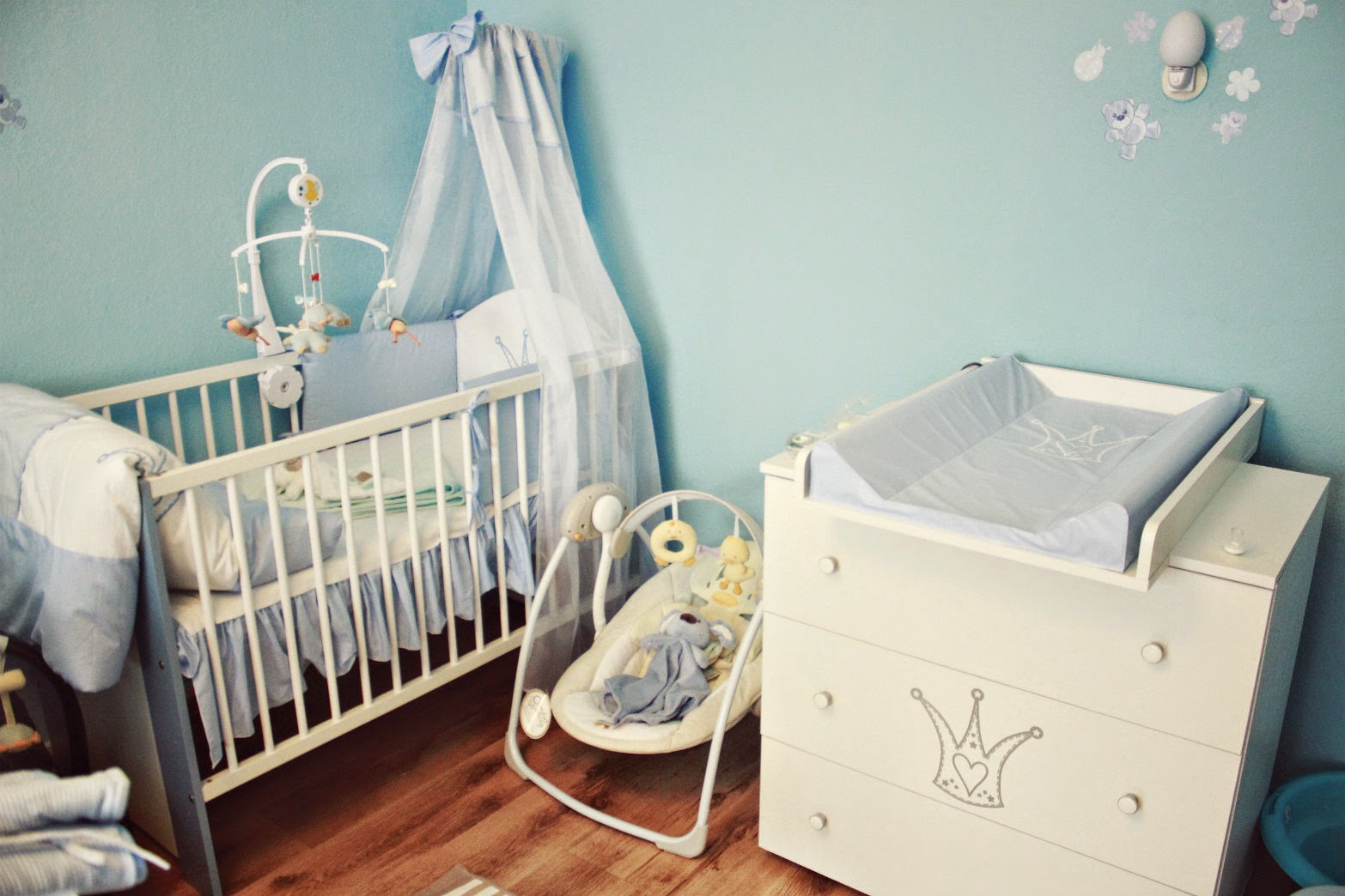 Sarah Hockemeier: Das Babyzimmer
