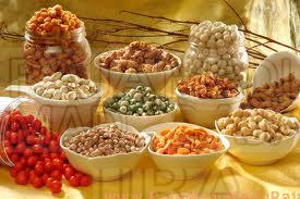 NUT = Kacang-kacangan & Seed = bij-bijian