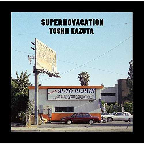 [Album] 吉井和哉 – SUPERNOVACATION (2015.05.27/MP3/RAR)