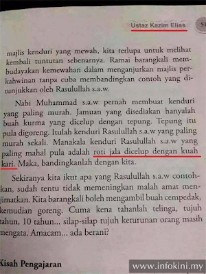 Riwayat Palsu Datuk Ustaz Kazim Elias
