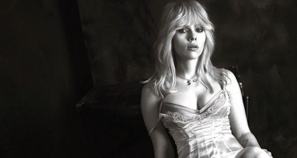 Scarlett Johansson en W Magazine