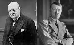 Quando Winston Churchill elogiou Adolf Hitler