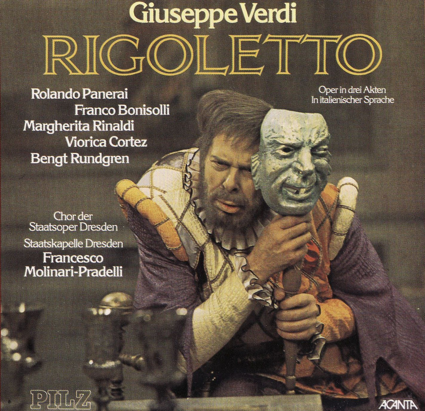 a review of rigoletto an opera by giuseppe verdi Rigoletto by giuseppe verdi at the san diego civic theatre the lecherous duke of mantua seduces wives and daughters while his hunchbacked jester, rigoletto, adds insult to injury by ridiculing their husbands and fathers.