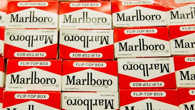 NOTICIA - Marlboro pagará 10.100 millones dólares por engañar a los fumadores