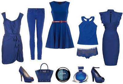 Viste a la moda con Azul Eléctrico