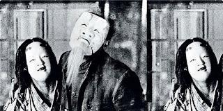 Kurutta ippeji de Teinosuke Kinugasa