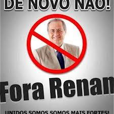 #FORARENAN - Evento Nacional contra Renan Calheiros - 24/02/2013