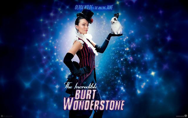 Jane - The Incredible Burt Wonderstone