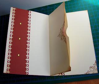МК открытка с конвертом