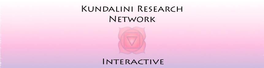 Kundalini Research Network Blog