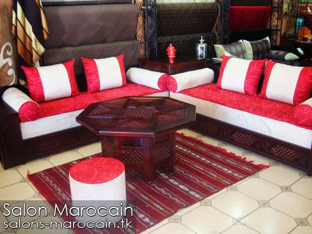 Awesome salon marocain moderne tunisie images amazing for Salon marocain nice