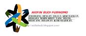 Arifin Budi Purnomo Blog