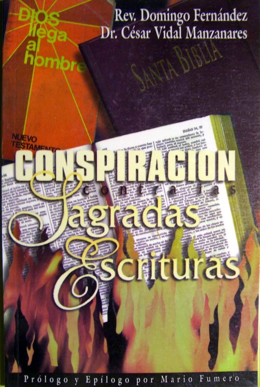 Varios Autores-Conspiración Contra Las Sagradas Escrituras-