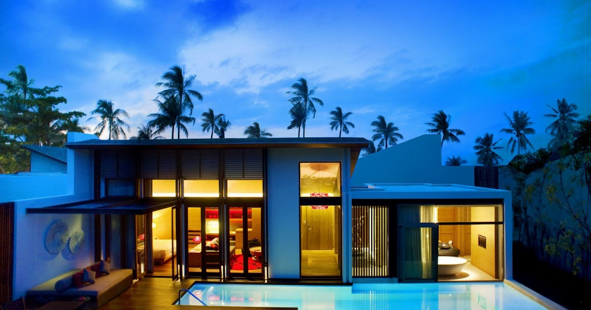 Luxotic World: W Retreat Koh Samui - Koh Samui , Thailand